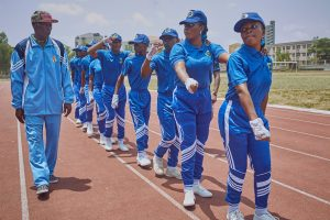23rd annual inter house sports competition 2018