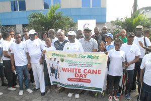 The white Cane Day